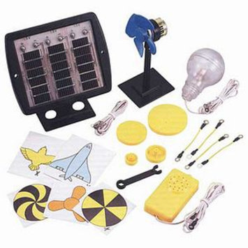 Elenco Electronics Solar Deluxe Educational Kit Ages 8+