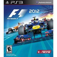 Warner Brothers F1 2012 Playstation3 Game Warner Bros. Studios