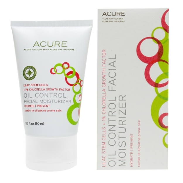 Acure Organics Oil Control Day Cream