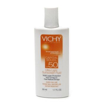 Vichy Laboratoires Capital Soleil SPF 50 Ultra Light Sunscreen Fluid