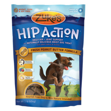 Zuke's Hip Action with Added Glucosamine and Chondroitin Peanut Butter