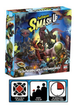 Alderac Entertainment Group Smash Up Card Game