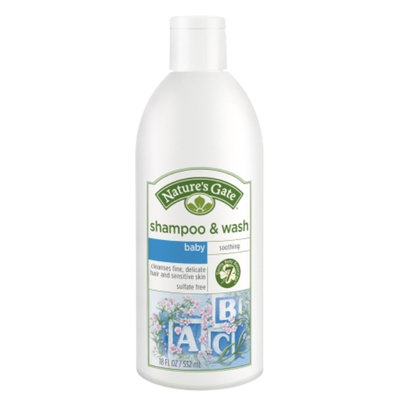 Nature's Gate Baby Soothing Shampoo