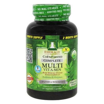 Emerald Labs - Complete Multi Vit-A-Min - 60 Vegetarian Capsules