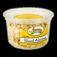 Aurora Natural Sliced Almonds