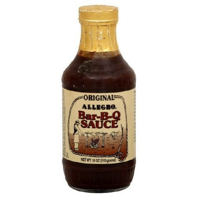 ALLEGRO Gold Buckle Brisket Sauce, 16-Ounce (Pack of 3)