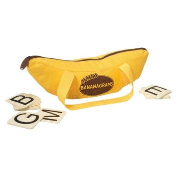 Jumbo Bananagrams Word Board Game