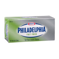 Kraft Philadelphia Fat Free Cream Cheese
