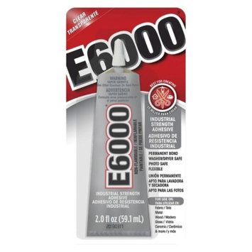 Eclectic Products Amazing E-6000 Multi-purpose Craft Glue 2.0-oz.