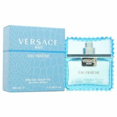 Eau Fraiche Men's Versace  by Versace Eau de Toilette - 1.7 oz