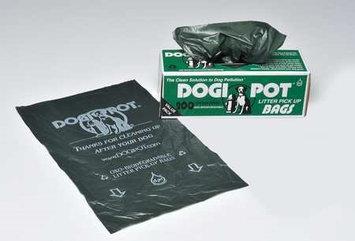 DOGIPOT 1402-10 Pet Waste Bags,8 oz. ,0.70 mil, PK10