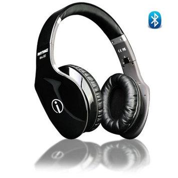 Rhythmz IME-22815 Wireless Fashion Hi-Fi Bluetooth Headphone - Black