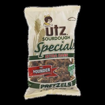 UTZ Specials Sourdough Pretzels Extra Dark