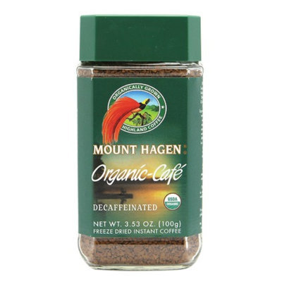 Mount Hagen Organic-Cafe Coffee