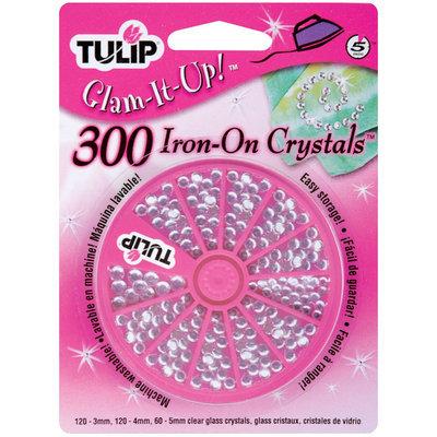 Duncan Toys Duncan 23CVP123 Tulip GlamItUp IronOn Crystals 300/Pkg