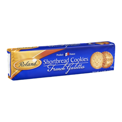 Roland French Galettes Shortbread Cookies