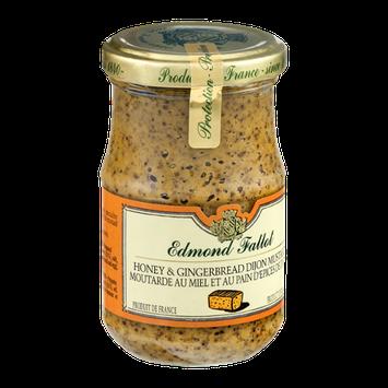 Edmond Fallot Honey & Gingerbread Dijon Mustard