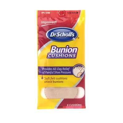 Dr. Scholl's Bunion Cushions with ComfortPlus