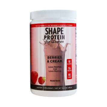 Shape Protein for Women Berries & Cream