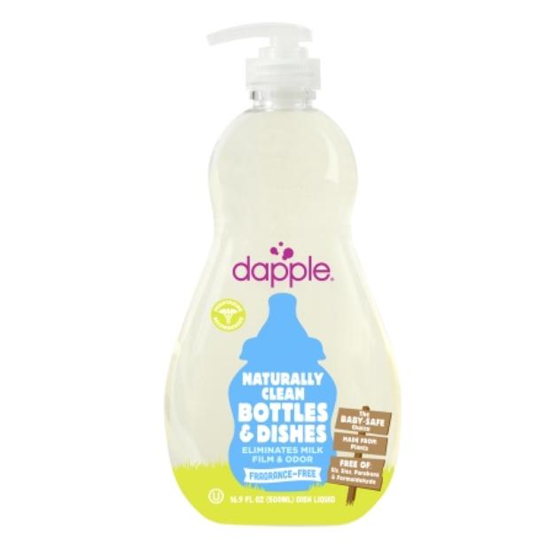 dapple Baby Bottle & Dish Liquid
