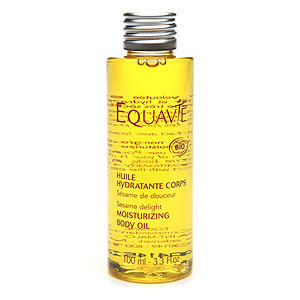 Equavie Organic Moisturizing Body Oil