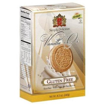Josef's Gluten Free Josefs Gluten Free, Cookie O Sndwch Vnla Gf, 8.5 OZ (Pack of 12)