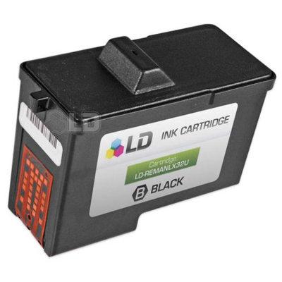 LD © Lexmark Remanufactured 18L0032 (#82) Black Ink Cartridge