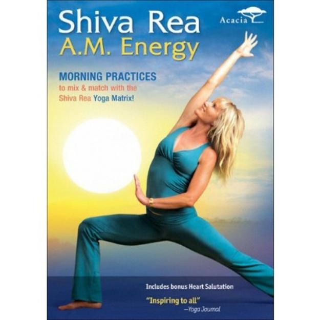 Acacia SHIVA REA: AM ENERGY BY REA, SHIVA (DVD)