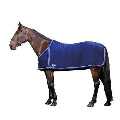 Horze Towel Summer Blanket, Cotton 72 Dark Blue