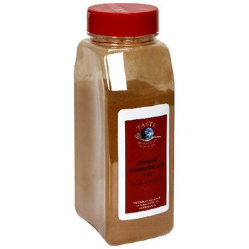 Taste Specialty Foods, Ground Cinnamon, 16-Ounce Jars (Pack of 2)