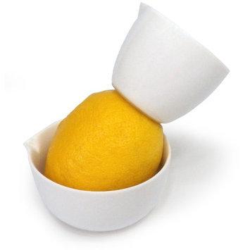 Kitchenista JPJ Juicynista 2-piece Porcelain Lemon Juicer