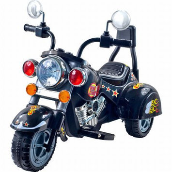 Lil' Rider Road Warrior Motorcycle Black Ages 2-4