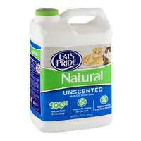 Cat's Pride Natural Unscented Multi-Cat Scoop Litter