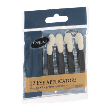CareOne Eye Applicators - 12 CT
