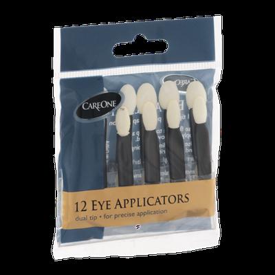 CareOne Eye Applicators - 12 CT