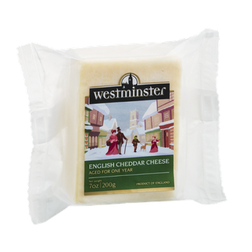 Westminster English Cheddar Cheese