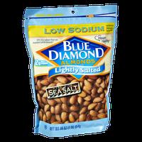 Blue Diamond Low Sodium Lightly Salted Sea Salt Almonds