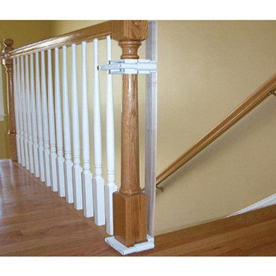KidCo Stairway Gate Installation Kit No Drilling