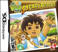 Take 2 Interactive Go Diego Go: Safari Adventure