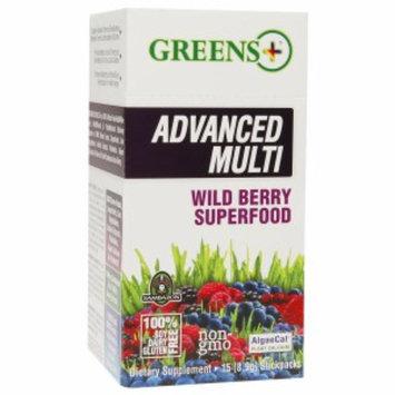 Greens Plus Wild Berry Burst