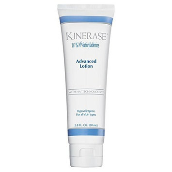 Kinerase 0.1% N6-furfuryladenine Advanced Lotion, 2.8 Ounces