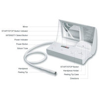 Timepeel Natural Diamond Home Microdermabrasion Machine