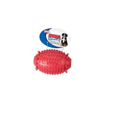 Ethical Dura-Flex Rubber Football, 4-1/2-Inch, (Colors May Vary)