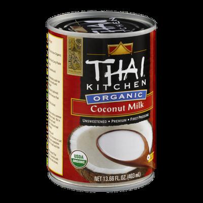 Thai Kitchen Coconut Milk Organic