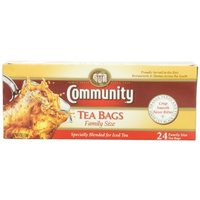 Community Tea Bags, 6 oz, 24ct