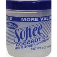 N.A. BUFFEN CO, INC Softee Coconut Oil 5Z (Pack Of 51)