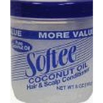 N.A. BUFFEN CO, INC Softee Coconut Oil 5Z (Pack Of 51)