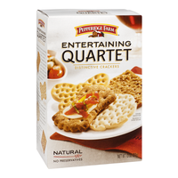 Pepperidge Farm® Entertaining Quartet Distinctive Crackers