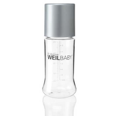 Weil Baby Tritan Bottle, Stage 1, 9 Ounce