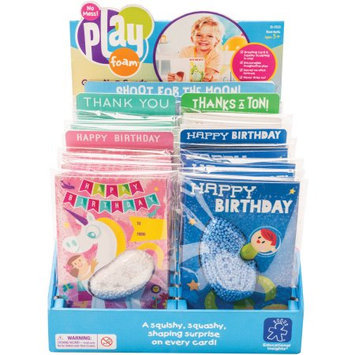 Educational Insights Playfoam Greeting Cards Variety Pack